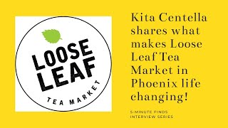 Loose Leaf Tea Market in Phx AZ has healing herbs to help you feel your best!