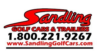Sandling Golf Cars, Trailers, & Grills | Raleigh, Durham, Oxford, NC