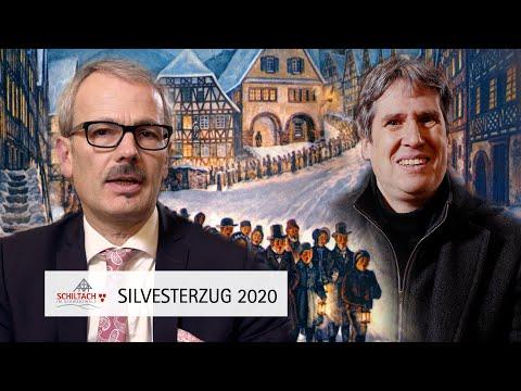Stadt Schiltach – der traditionelle Schiltacher Silvesterzug 2020