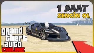 GTA Online - Bir Saatte Zengin Olun Araba Kopyalama (PS4/XB1)