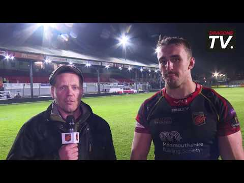 Dragons TV: Ollie Griffiths post Edinburgh