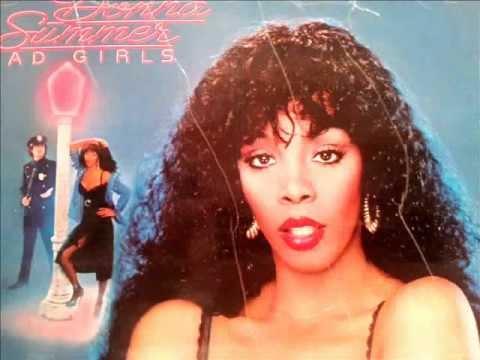 DONNA SUMMER, Bad Girls 1979 vinyl full track double lp Bad Girls