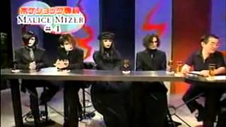 "This video contains: ""Malice Mizer Beast of Blood interview part 3""..."