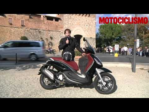 Piaggio Beverly Sport Touring 350: test