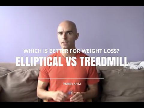 Which is better for weight loss treadmill or elliptical?