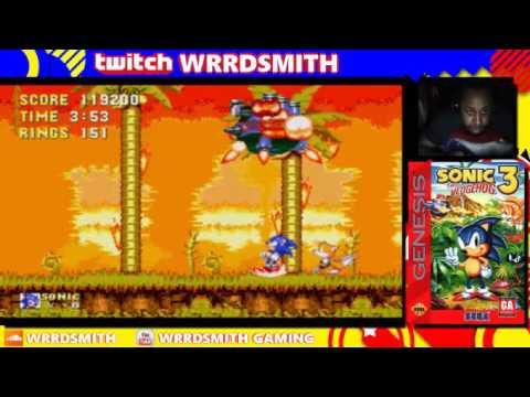 Sonic The Hedgehog 3 | Twitch.tv/wrrdsmith