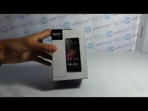 Sony Xperia M okostelefon kicsomagoló videó | Tech2.hu