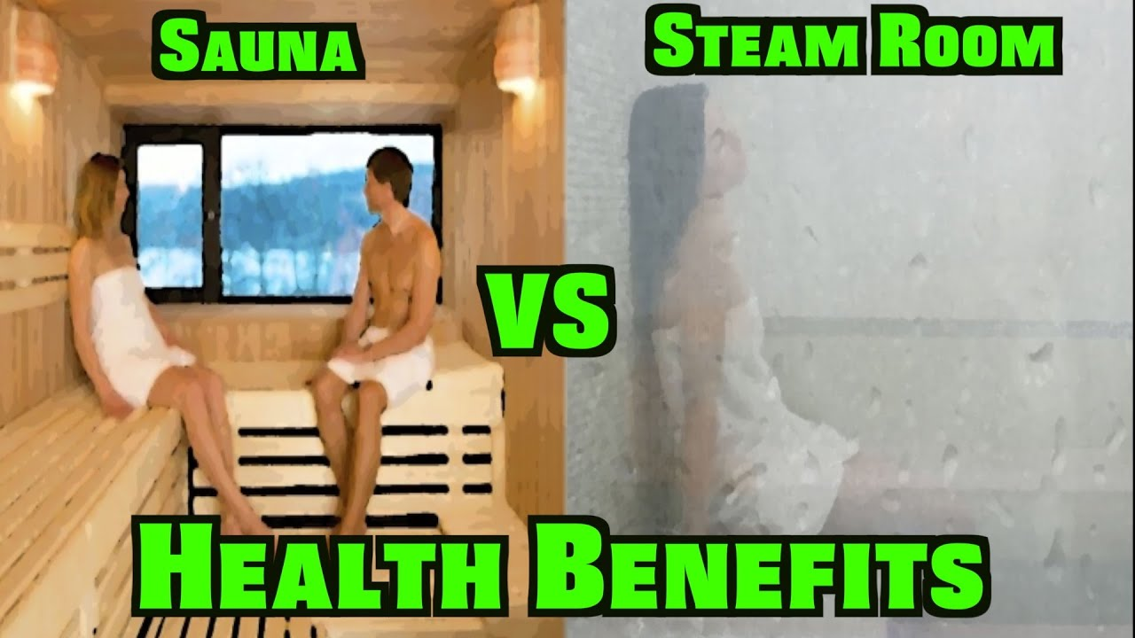 do steam room make you lose weight