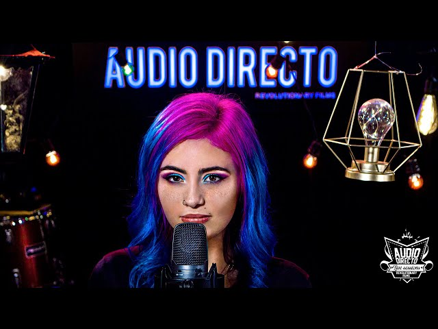 Fernanda Aguirre - Maldita Fantasía - Live Session [Audio Directo]