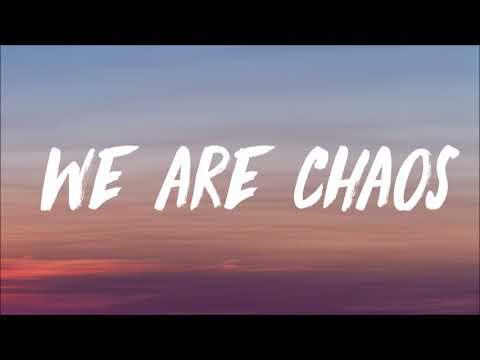 Marilyn Manson - We Are Chaos (Lyrics)