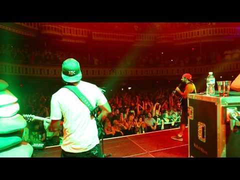 Rebelution - Roots Reggae Music - Atlanta Raw Clip
