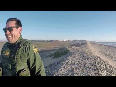 Visiting the Southern Border - Imperial Beach