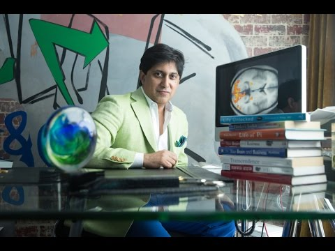 Dr. Srini Pillay: How to Stay Confident, Curious and Connected