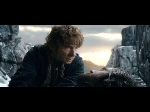 Хоббит: Битва пяти воинств - Смерть Торина