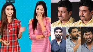Baixar Suriya's height abused by Sun music VJ - Kollywood celebrities angry reaction