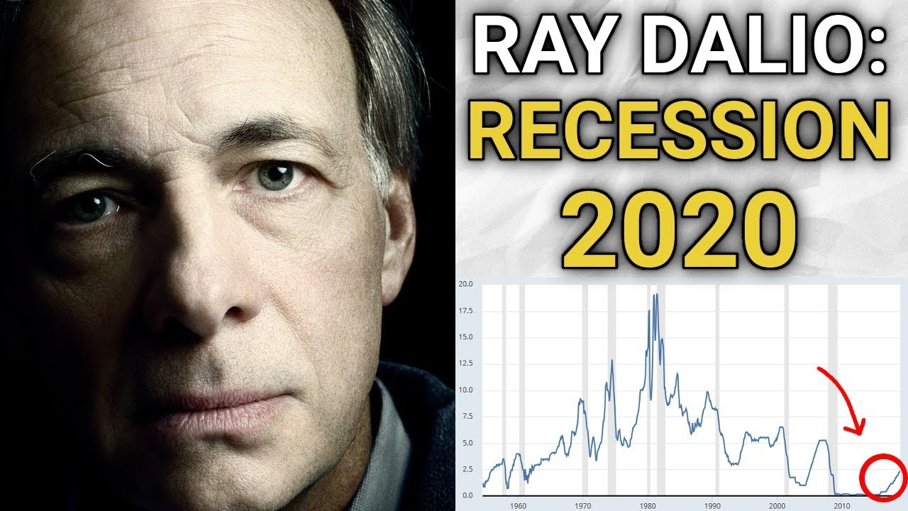 Ray Dalio Just Changed His Recession Prediction  Why?