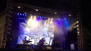 The Whitlams - You Sound Like Louis Burdett - Cronulla Beach - 26/01/15