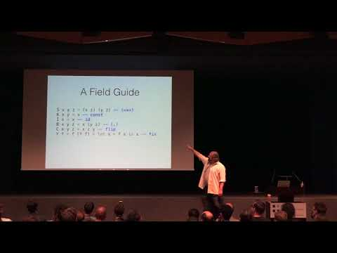 Edward Kmett - Revisiting Combinators (