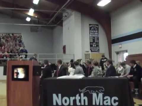 American Spectacular - North Mac High School Band