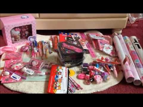 Hello Kitty Blowout Sale (Haul)