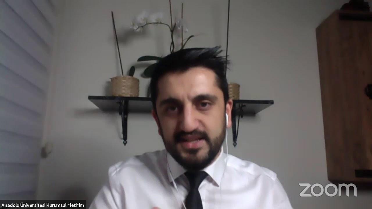 """ASTAM Seminer Dizisi 4. Doç. Dr. Rahşan Tamsü Polat """"Eskişehir İli Yüzey Araştırmaları."""