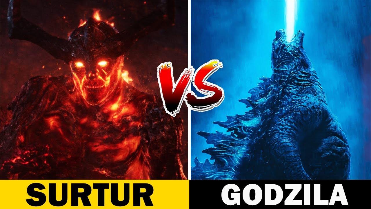 GODZILA VS SURTUR बताओ कौन जीतेगा | Who Will Win ?