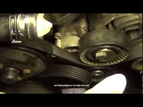 2001 bmw 325i belt diagram 2004 honda odyssey dvd wiring e46 idler pulley replacement diy full procedure with tips and tricks