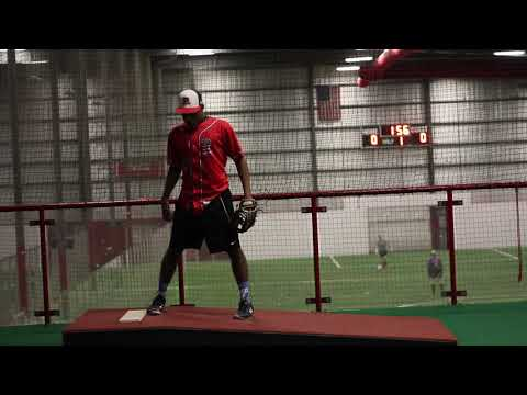 Troy Whitaker 2020 - Pitching February 2019