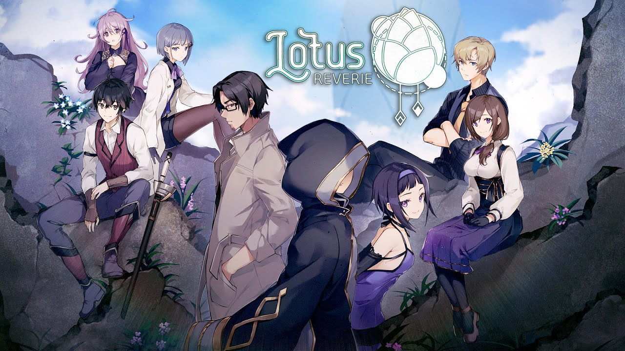 Lotus Reverie: First Nexus Trailer English