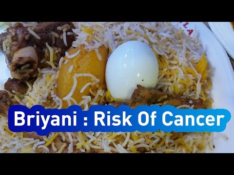 Kolkata Civic Body Cracks Down on Synthetic Colours in Biriyani - Express TV