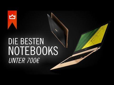 TOP 5 | Die BESTEN Laptops/Notebooks unter 600€! Produktastisch