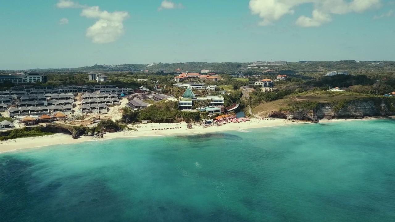 Dream Land Beach Klapa Resort Bali Youtube
