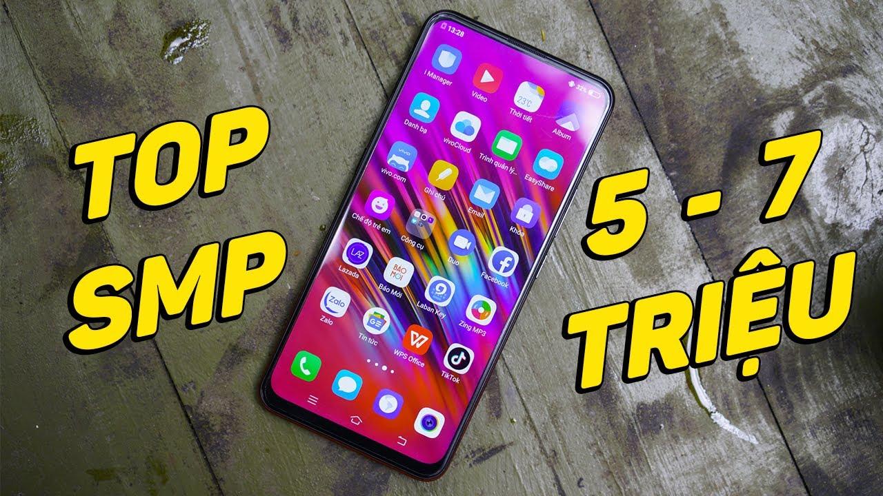 Tư vấn smartphone NGON – BỔ trong tầm giá 5 – 7 triệu chính hãng!!!