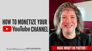 How to Monetize Your YouTube Channel - 5 Ways That Really Work!