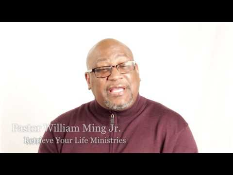 Pastor William R Ming Jr.