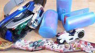 ガシャポンシフトカーシリーズ 07 http://youtu.be/Eq7CbQkBKQk 06 http...
