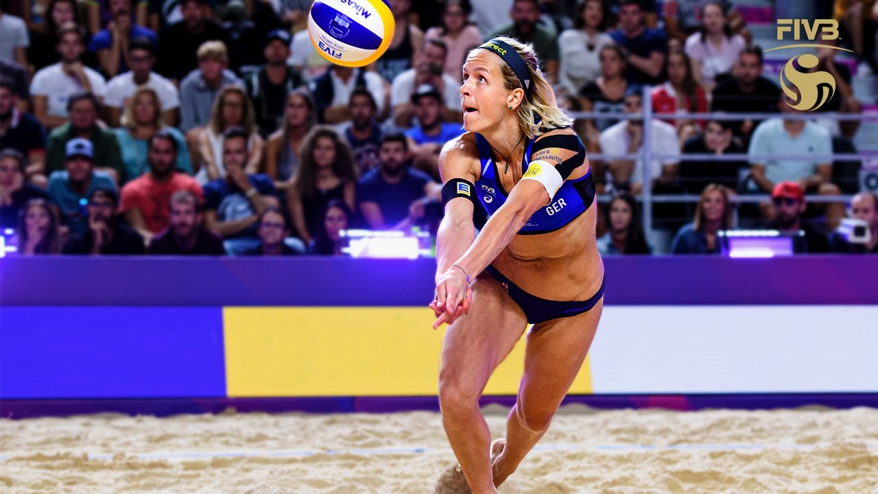 """Best of 🔥""""The Ludwig""""🔥    Highlights Beach Volleyball World"""