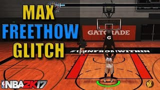 MAX FREETHROW GLITCH | HOW TO GET 99 FREETHROW AND STAMINA | NBA 2K17