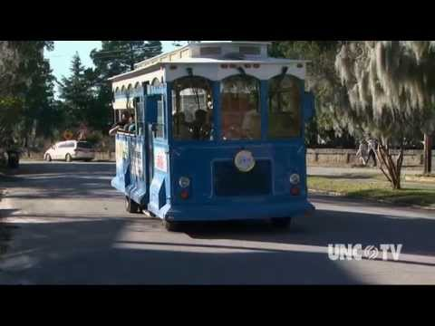 New Bern Trolley Tours | NC Weekend | UNC-TV