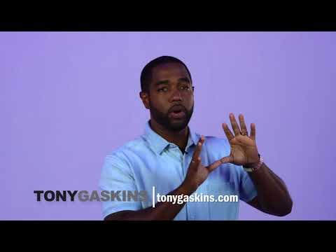 Keep Pressing – Tony Gaskins, Motivational Speaker, Relationship Coach