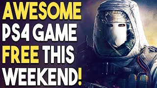 Awesome FREE PS4 Game This Weekend! INSANE PS4 Game Deals Available NOW!