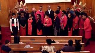 "Walthamstow SDA Church Choir - ""Now Behold The Lamb"""