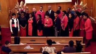 "Walthamstow SDA Church Choir - ""Now Behold The Lamb"""