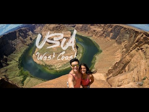 USA - West Coast Road Trip: LA, Grand Canyon, Horseshoe Bend, Vegas, Yosemite & San Francisco