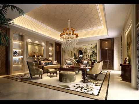 design ruang tamu elegant  Desain Interior Ruang  Tamu