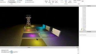 Roblox experimental PBR+comparison