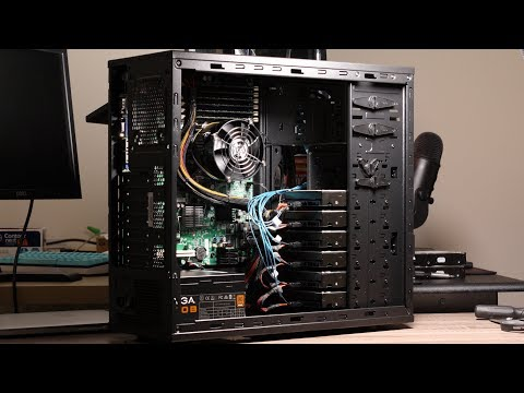 Live-stream: $135 NAS Killer Build for Plex & FreeNAS - Intel Xeon, Supermicro, DDR3 ECC, 6x3TB