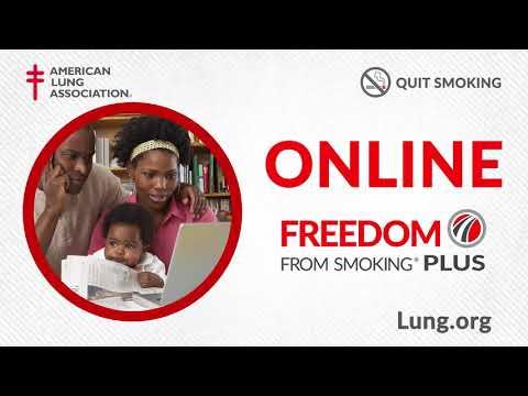 American Lung Association: Smoking Cessation