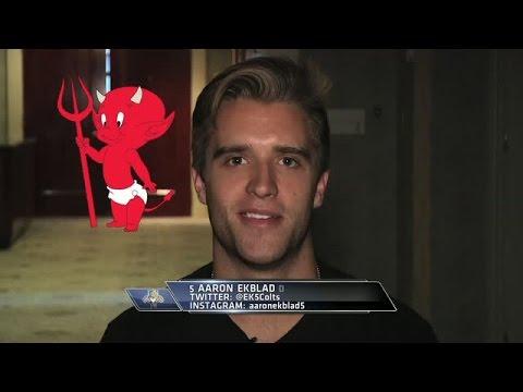 NHL Rookies share Halloween get-ups