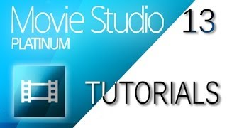 Sony Movie Studio 13 (Platinum/Suite) - How to Add Text and Credit Rolls